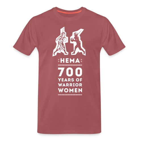 HEMA - 700 Years of Warrior Women - Camiseta premium hombre