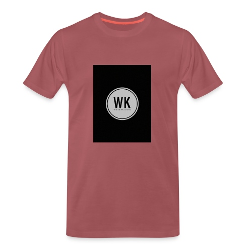 WienerKickerZ Logo - Männer Premium T-Shirt