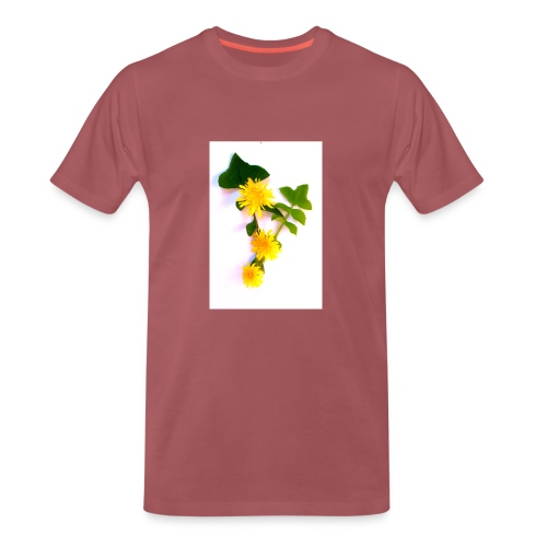 Margaritas 3d by The Cat Project - Camiseta premium hombre