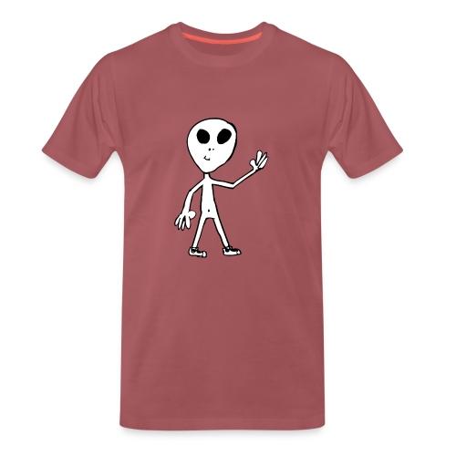 Flowi - Camiseta premium hombre