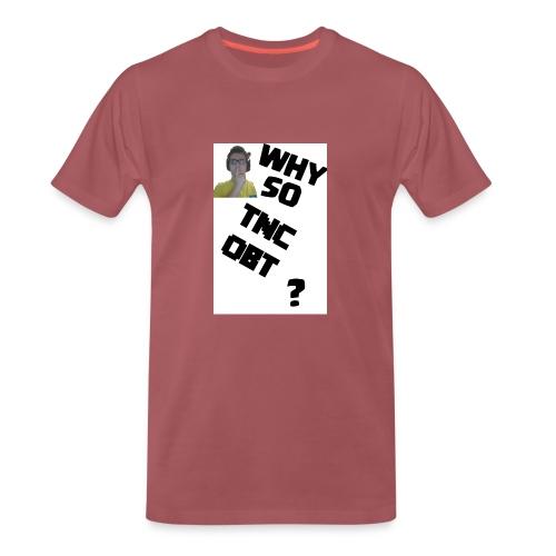 Maglietta DONNA Why so TNCOBT? - Maglietta Premium da uomo