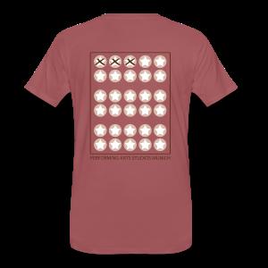 Starcard to go - Männer Premium T-Shirt