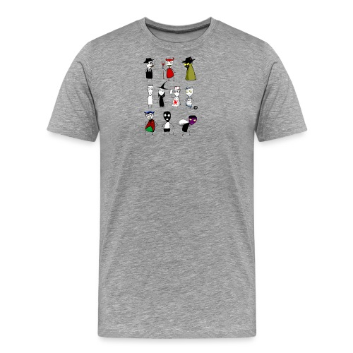 Bad to the bone - Men's Premium T-Shirt