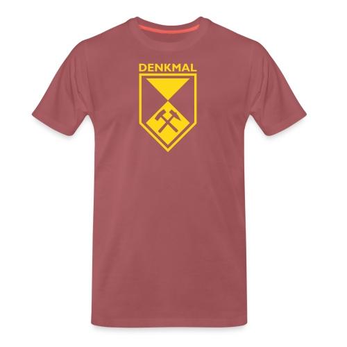 Denkmal - Männer Premium T-Shirt