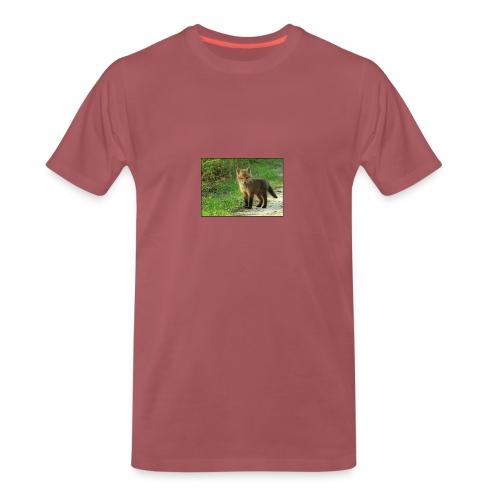 vossen shirt kind - Mannen Premium T-shirt