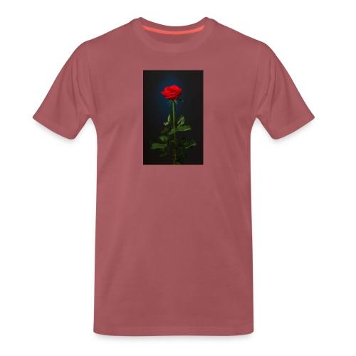 B765DAAC 9970 4569 B002 5D279903CEEE - Herre premium T-shirt