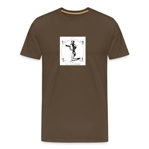 cutlass1 png - Men's Premium T-Shirt