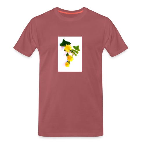Margaritas 3d by The Cat Project - Camiseta premium hombre