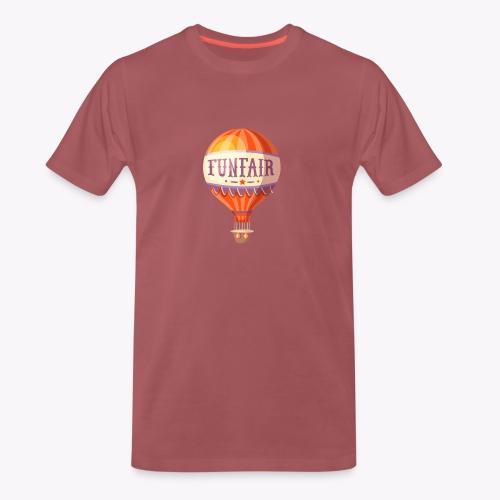 Vintage Balloon - Men's Premium T-Shirt