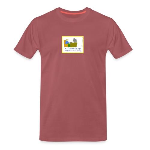 computer3 - Men's Premium T-Shirt