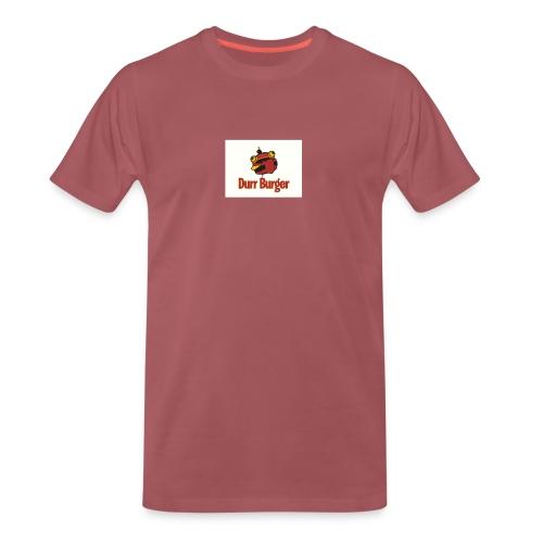 hambuger - T-shirt Premium Homme