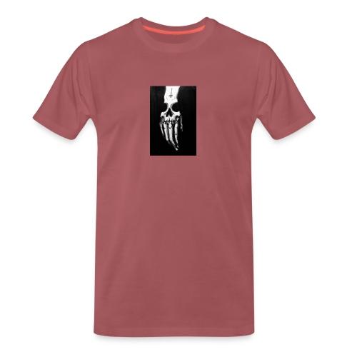skull shirt - T-shirt Premium Homme