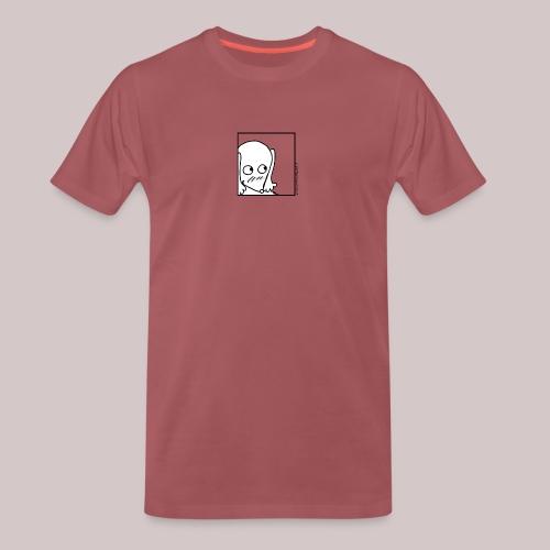 Timida - Maglietta Premium da uomo