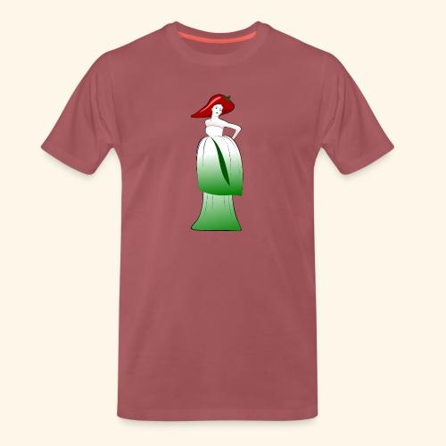 Kimchifrau - Männer Premium T-Shirt