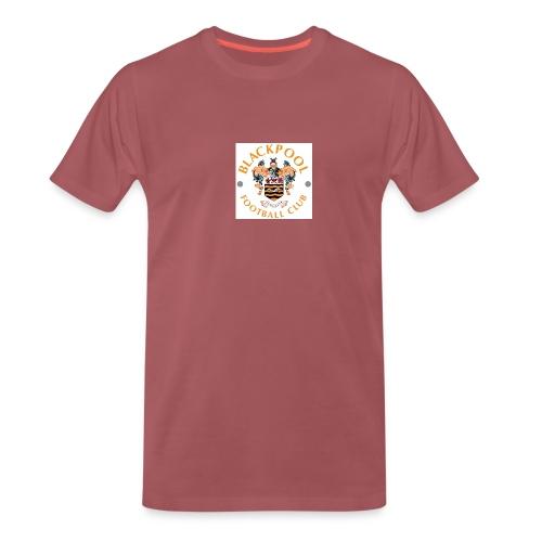 logoblackpool - Men's Premium T-Shirt