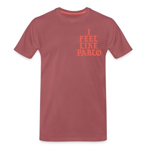 PABLOSIDE png - Men's Premium T-Shirt