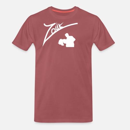 Zouk Handwritten - Männer Premium T-Shirt