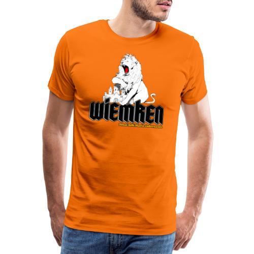 Ostfriesland Häuptlinge Maria von Jever - Männer Premium T-Shirt