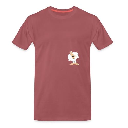 Mobile Yeti Big - Männer Premium T-Shirt