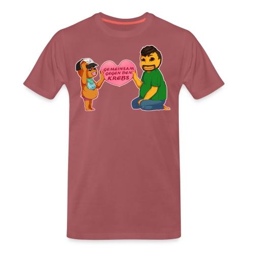 Charity - Männer Premium T-Shirt