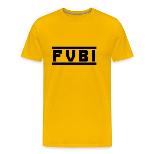 FVBI 2 gif - Männer Premium T-Shirt