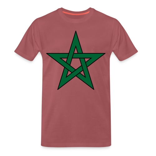 Star of Morocco - T-shirt Premium Homme
