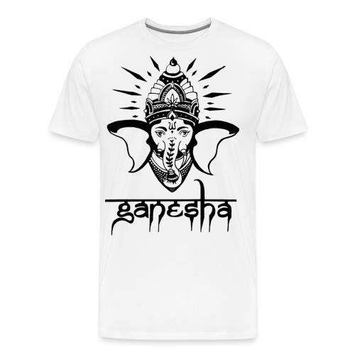 Ganesha - Männer Premium T-Shirt