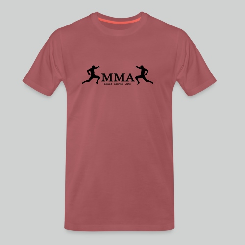 MMA Fighters - Männer Premium T-Shirt