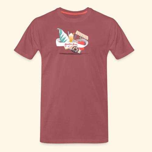 Sundae Soda - Camiseta premium hombre