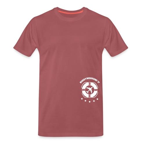 Buddyshirt '17 - Männer Premium T-Shirt
