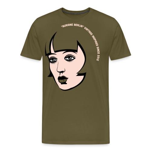 Flapper Girl - Männer Premium T-Shirt