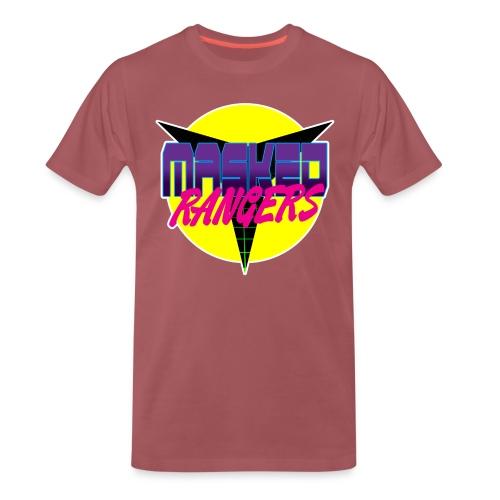 Masked Rangers Podcast - Men's Premium T-Shirt
