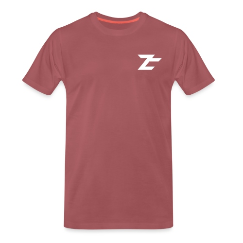 Logo ZehClan 2D - T-shirt Premium Homme