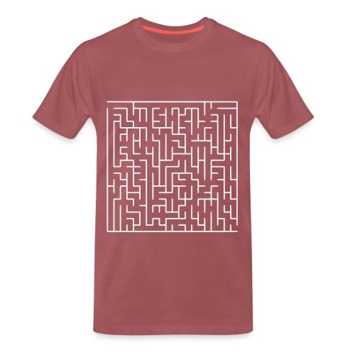 Labyrinth - Men's Premium T-Shirt