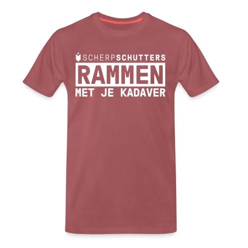 RAMMEN - Mannen Premium T-shirt