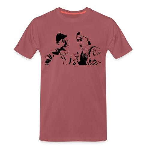 both png - Männer Premium T-Shirt