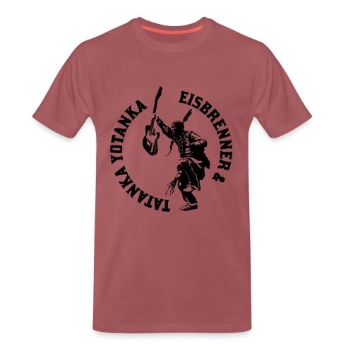 Eisbrenner & Tatanka Yotanka - Geistertanz/b/Kreis - Männer Premium T-Shirt