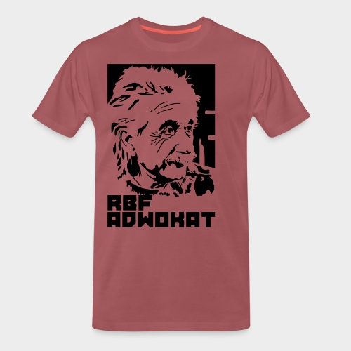 ADWOKAT LOGO - Männer Premium T-Shirt