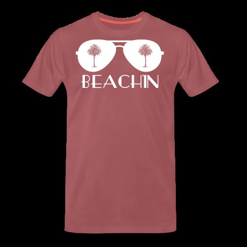 BEACH'IN - Beachlife - Männer Premium T-Shirt