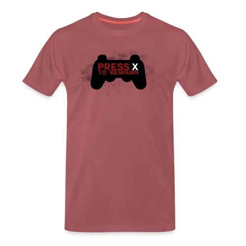 X. - Men's Premium T-Shirt