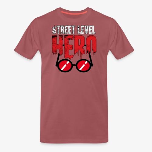 Street Level Hero - Men's Premium T-Shirt