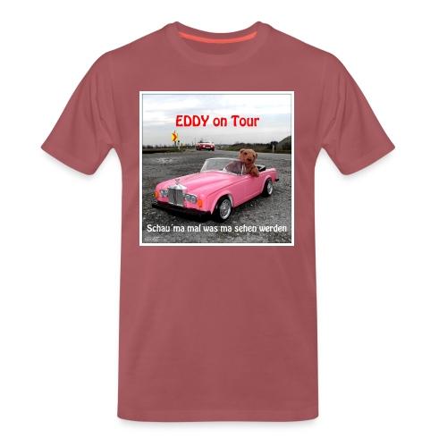 EDDY on TOUR 1 - Männer Premium T-Shirt
