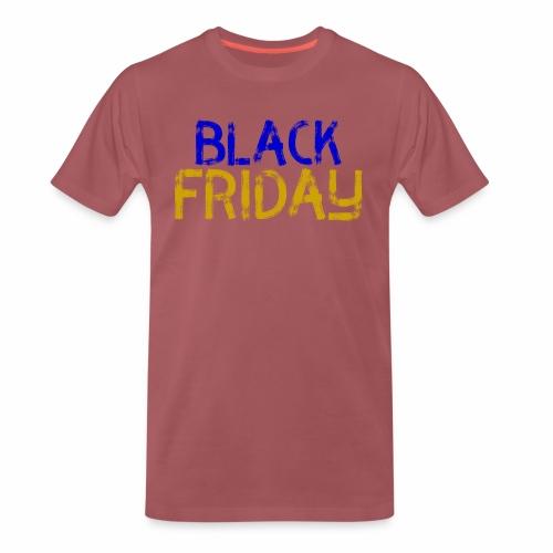 Black Friday - Camiseta premium hombre