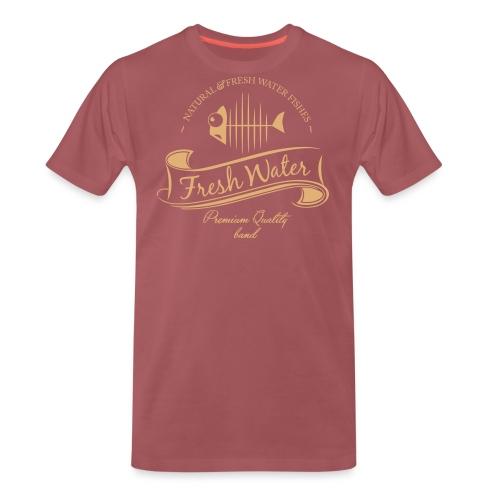 FreshWater 28cm Breite - Männer Premium T-Shirt