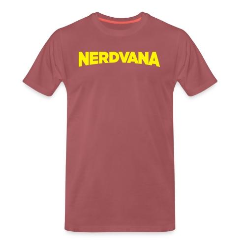 Nerdvana T-Shirt - Maglietta Premium da uomo
