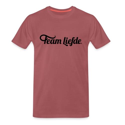 teamliefdezin - Mannen Premium T-shirt