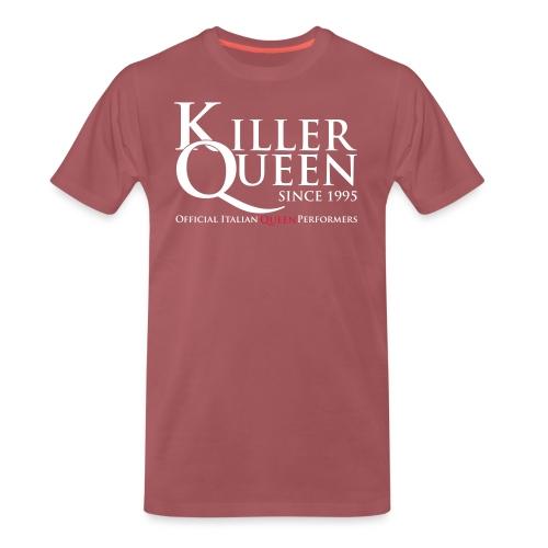 Killer Queen Italia - Maglietta Premium da uomo