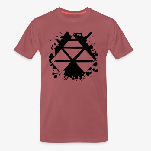 Michi Shaw Logo - Männer Premium T-Shirt