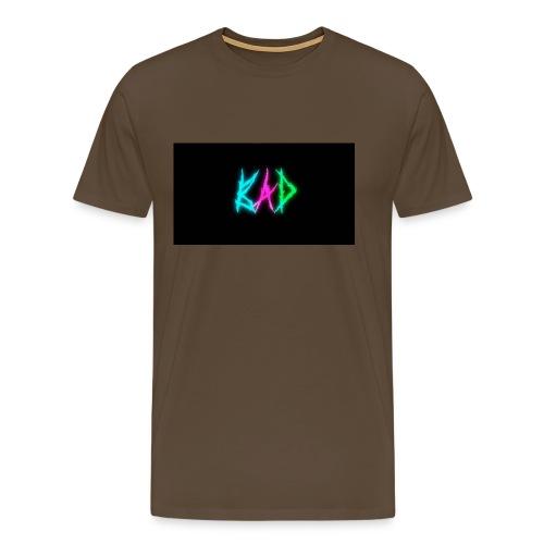 XBAD copy Bad Jah 3 - Men's Premium T-Shirt