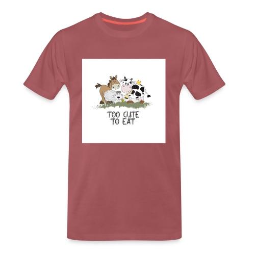 Tierliebe - Männer Premium T-Shirt